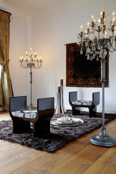 fotostrecke kronleuchter la scala von lambert bild 12 sch ner wohnen. Black Bedroom Furniture Sets. Home Design Ideas
