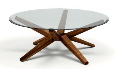 couchtisch stern von team 7 bild 20 sch ner wohnen. Black Bedroom Furniture Sets. Home Design Ideas