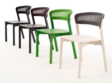Stuhl caf chair von arco bild 21 sch ner wohnen for Ecksofa zach