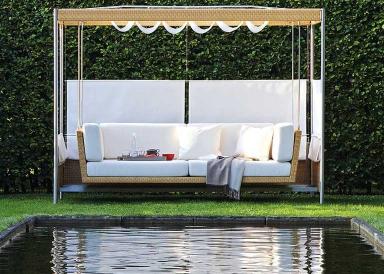 die hollywoodschaukel sch ner wohnen. Black Bedroom Furniture Sets. Home Design Ideas