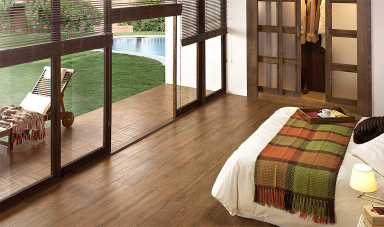 Bodenbelag Für Balkon Und Terrasse WPC Holz Oder Stein SCHÖNER - Fliesen in holzoptik für den außenbereich
