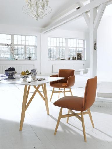 esstisch so finden sie den richtigen sch ner wohnen. Black Bedroom Furniture Sets. Home Design Ideas