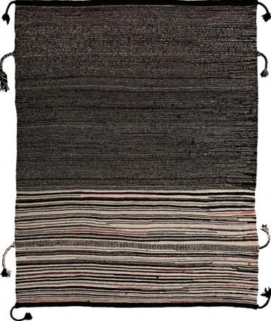 berberteppich krypton von jan kath bild 65 sch ner wohnen. Black Bedroom Furniture Sets. Home Design Ideas