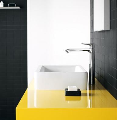 waschtische und waschbecken sch ner wohnen. Black Bedroom Furniture Sets. Home Design Ideas