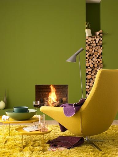 Inspiration: Einrichten mit Herbstfarben - [SCHÖNER WOHNEN]