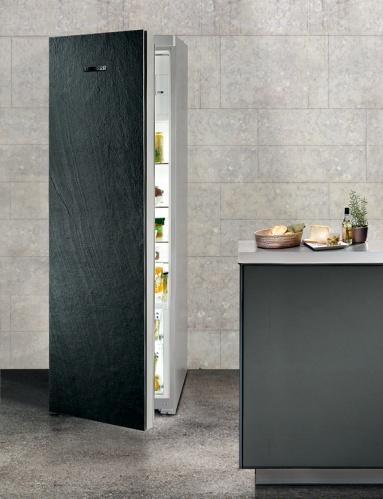 k hlschrank mit schieferfront kbs3864 20 von liebherr. Black Bedroom Furniture Sets. Home Design Ideas
