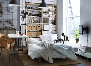kleine r ume flexible m bel mit mehreren funktionen bild 14 sch ner wohnen. Black Bedroom Furniture Sets. Home Design Ideas