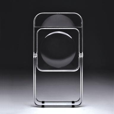 Forum classici del design sedia plia - Sedia trasparente economica ...