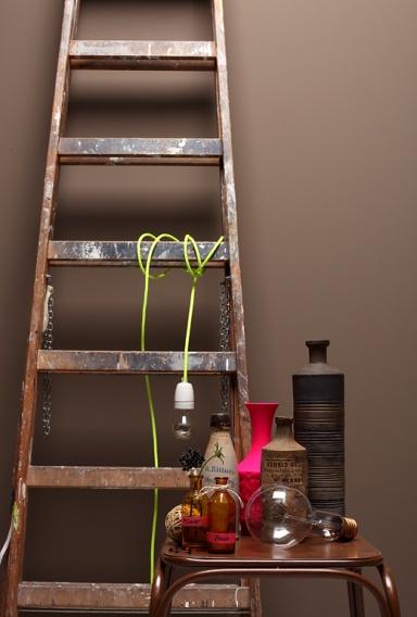 inspiration berraschend schokobraun mit akzentfarben bild 2 sch ner wohnen. Black Bedroom Furniture Sets. Home Design Ideas