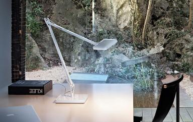beleuchtung schreibtischleuchten f r jeden stil. Black Bedroom Furniture Sets. Home Design Ideas