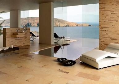 bild 1 - Sandstein Fliesen Badezimmer