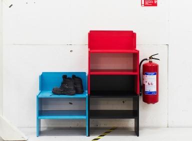 ikea ikea ps 2012 bank mit schuhablage bild 10. Black Bedroom Furniture Sets. Home Design Ideas
