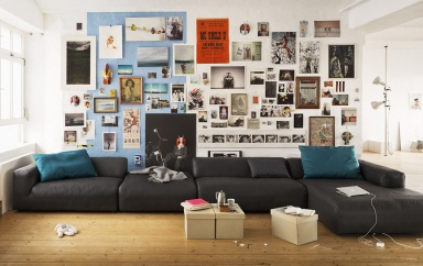 fotostrecke bodennahes loungesofa freistil 187 von freistil rolf benz bild 49 sch ner. Black Bedroom Furniture Sets. Home Design Ideas