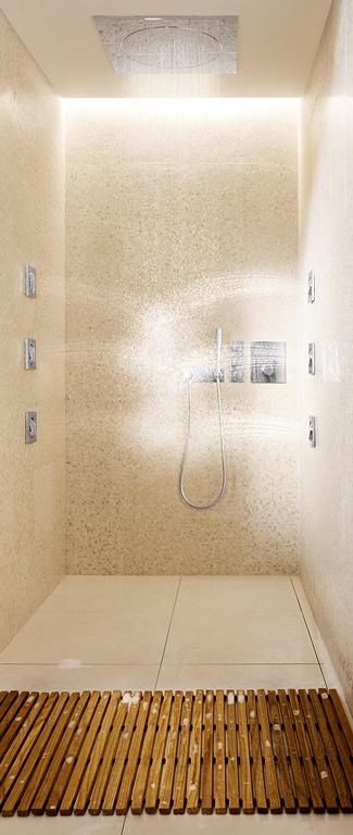 wellness f r die dusche sch ner wohnen. Black Bedroom Furniture Sets. Home Design Ideas