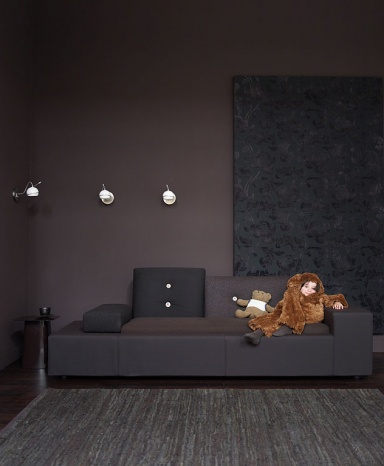 know how dunkle t ne auch f r kleine r ume bild 11. Black Bedroom Furniture Sets. Home Design Ideas