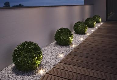 klein led spots noxlite garden spot von osram bild 24. Black Bedroom Furniture Sets. Home Design Ideas