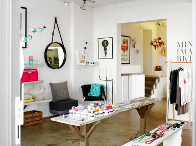 fotostrecke viel stil auf wenig raum minimarkt im schanzenviertel bild 7 sch ner wohnen. Black Bedroom Furniture Sets. Home Design Ideas