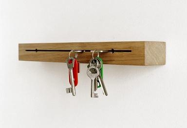 Alltagstauglich: Schlüsselbrett von Tomke Biallas und