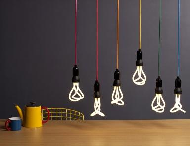 leuchten mit textilkabel 15 praxistipps sch ner wohnen. Black Bedroom Furniture Sets. Home Design Ideas
