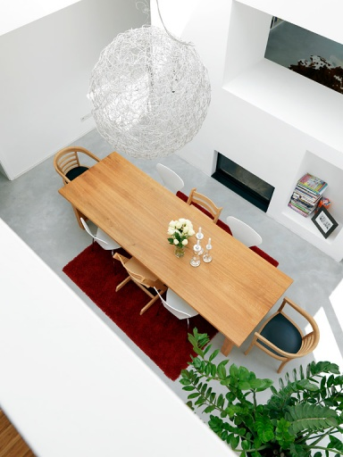 haus des jahres wohnraum mit galerie bild 3 sch ner wohnen. Black Bedroom Furniture Sets. Home Design Ideas
