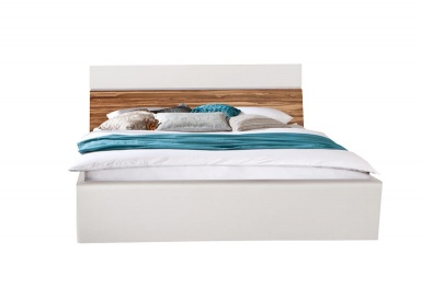 m bel betten f r puristen sch ner wohnen. Black Bedroom Furniture Sets. Home Design Ideas