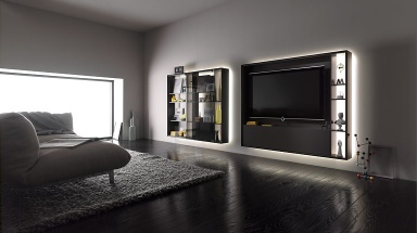 besser fernsehen moderner setzkasten regal bookless von interl bke bild 12 sch ner wohnen. Black Bedroom Furniture Sets. Home Design Ideas