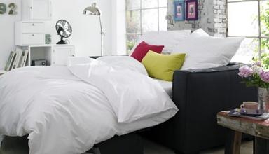 das schlafsofa sch ner wohnen. Black Bedroom Furniture Sets. Home Design Ideas