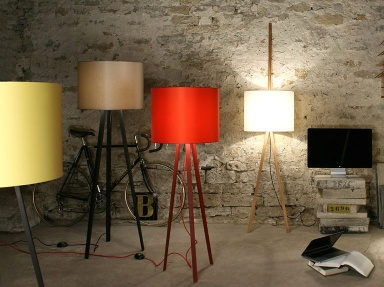 Holz Optik Decken Lampe grau Gäste Schlaf Zimmer Strahler Flur Design Leuchte
