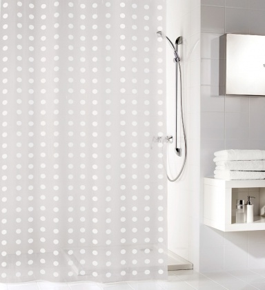 duschvorhang pop von meusch bild 13 sch ner wohnen. Black Bedroom Furniture Sets. Home Design Ideas