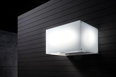 fotostrecke dunstabzugshaube cube von eisinger bild. Black Bedroom Furniture Sets. Home Design Ideas