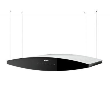 dunstabzugshauben schick praktisch und fl sterleise umlufthaube da 7000 von miele. Black Bedroom Furniture Sets. Home Design Ideas