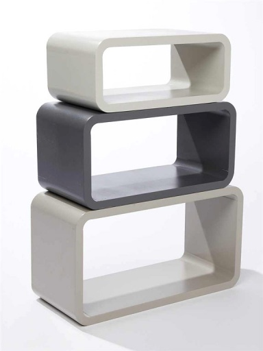 regale im 3er set von cyrillus bild 34 sch ner wohnen. Black Bedroom Furniture Sets. Home Design Ideas