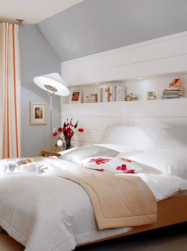 Dekoration Schlafzimmer Dachschrge