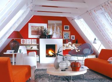 schöner wohnen dachschräge