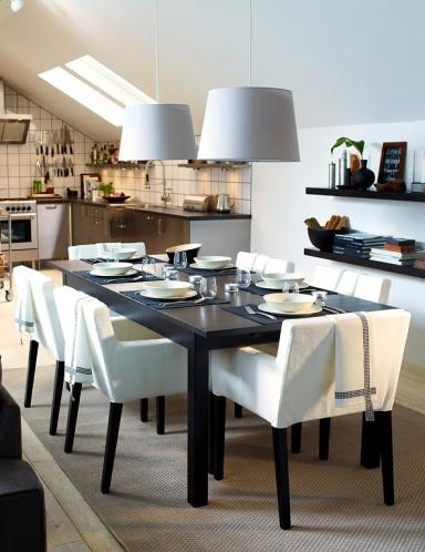 know how bequeme st hle f r mehr geselligkeit bild 2 sch ner wohnen. Black Bedroom Furniture Sets. Home Design Ideas