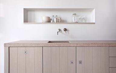 ganz klassisch piet boons kitchens von warendorf k chen im landhaus look 8 sch ner wohnen. Black Bedroom Furniture Sets. Home Design Ideas