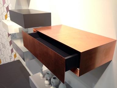 fotostrecke material der wahl gl nzendes kupfer bild 10 sch ner wohnen. Black Bedroom Furniture Sets. Home Design Ideas