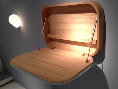 fotostrecke wandsekret r nubo von ligne roset bild 7 sch ner wohnen. Black Bedroom Furniture Sets. Home Design Ideas