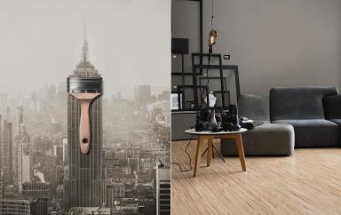 wohnen mit farben das sind die neuen sch ner wohnen. Black Bedroom Furniture Sets. Home Design Ideas