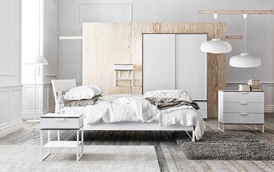nachttisch trysil von ikea bild 12 sch ner wohnen. Black Bedroom Furniture Sets. Home Design Ideas