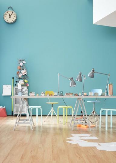 fotostrecke starke farben verbreiten heiterkeit und gute laune bild 10 sch ner wohnen. Black Bedroom Furniture Sets. Home Design Ideas