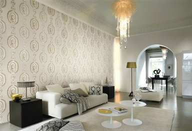 fotostrecke: cosy white - so warm wirkt weiß - bild 44 - [schÖner ... - Tapeten Wohnzimmer Ideen 2013