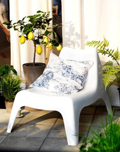 m bel accessoires poppig und aus plastik sessel v g. Black Bedroom Furniture Sets. Home Design Ideas