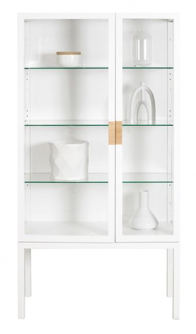 bersichtlich frame cabinet von asplund vitrinen die perfekten schauk sten 9 sch ner wohnen. Black Bedroom Furniture Sets. Home Design Ideas