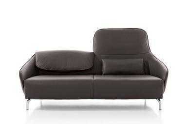 ledersofa conseta von cor ledersofas f r jedes budget 5 sch ner wohnen. Black Bedroom Furniture Sets. Home Design Ideas