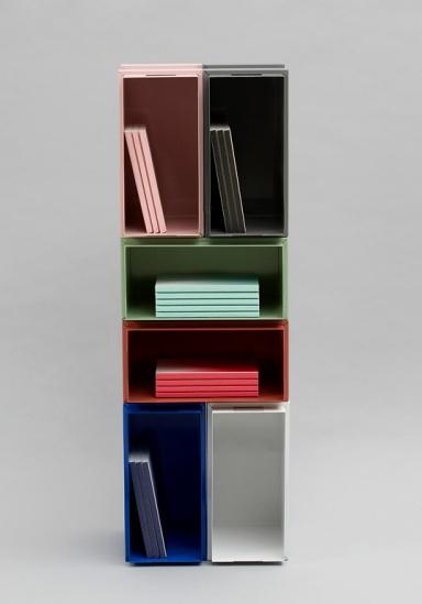 einrichten anbauregal color box von normann copenhagen bild 4 sch ner wohnen. Black Bedroom Furniture Sets. Home Design Ideas