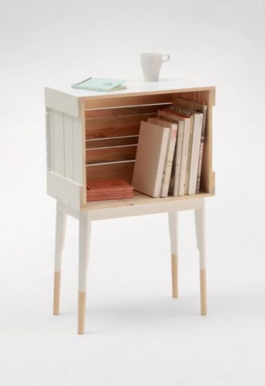 inspiration schon fertig zu kaufen holzkiste auf stelzen von la clinica bild 4 sch ner. Black Bedroom Furniture Sets. Home Design Ideas