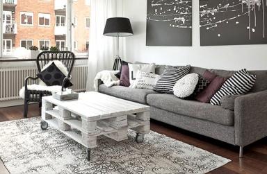 inspiration holzpaletten werden zum couchtisch bild 5 sch ner wohnen. Black Bedroom Furniture Sets. Home Design Ideas