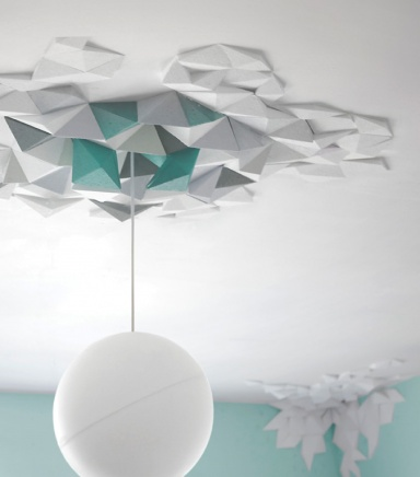geometrisch wand und deckenschmuck rhombus von the fundamental group bild 20 sch ner. Black Bedroom Furniture Sets. Home Design Ideas