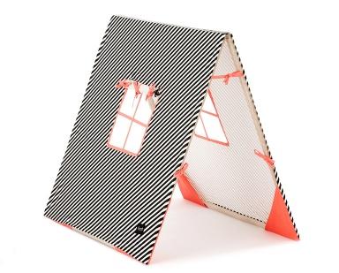 kinderm bel spielhaus kids tent von ferm living bild 25 sch ner wohnen. Black Bedroom Furniture Sets. Home Design Ideas
